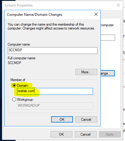 Commission new SCCM Distribution Point server – cubesys